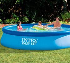 Inflatable Pool Intex Easy Set Pool 396cm Summer Family Swimming Pool PVC