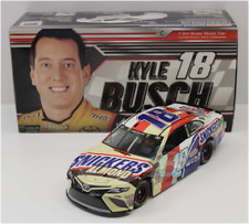 NEW 2018 KYLE BUSCH #18 SNICKERS ALMOND CANDY 1/24 CAR