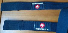 Maximuscle weight lifting straps