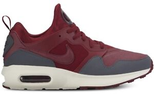 Men's Nike Air Max Prime SL Running Shoes, 876069 601 Sizes 9-13 Team Red/D Grey