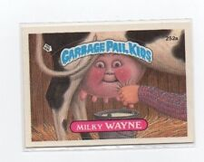 Milky Wayne Garbage Pail Kids Card # 252 A   NEXT DAY SHIP AFTER PAYMENT