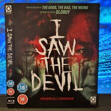 I Saw The Devil - Blu ray slipcover only