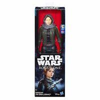 SERGEANT JYN ERSO (JEDHA) 12-Inch Action Figure Star Wars: R1 Rogue One NIB