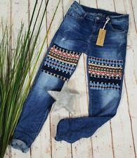 neueste art berühmte Designermarke preisreduziert Ausgefallene Jeans in Damen-Jeans günstig kaufen | eBay