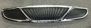 DAEWOO NUBIRA SERIES II 99-03 CDX SEDAN/WAGON GRILLE - NEW GENUINE