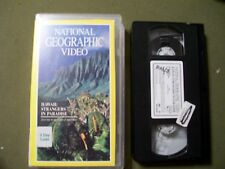 National Geographic Video - Hawaii: Strangers in Paradise (VHS, 1997)