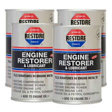 Bargain buy - 4 cans AMETECH ENGINE RESTORE OIL to treat 4 litres engine size