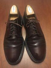 Florsheim Cordovan Plain Toe Shoes