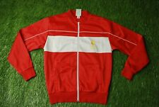 LIVERPOOL 1982/1984 FOOTBALL TRACK TOP JACKET TRAINING SCORE DRAW REPLICA SIZE M