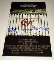 CUJO Cast X3 Signed 11x17 Photo IN PERSON Autograph Proof
