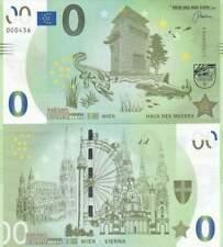 Biljet billet zero 0 Euro Memo - Wien Haus des Meeres (008)