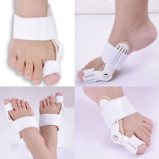 New 1x Big Toe Bunion Foot Care Hallux Valgus SPLINT Straightener CORRECTOR Pad