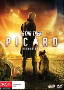 STAR TREK PICARD Season 1 : NEW DVD