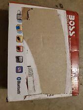 BOSS Audio 611UAB Car Stereo, Bluetooth, No CD/DVD Player, USB, AUX, AM/FM Radio