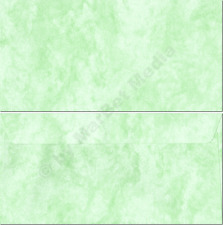 Marmorkuverts DIN lang 100 Kuverts grün