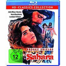 Sahara -Brooke Shields , Ennio Morricone - Horst Buchholz - Blu-Ray