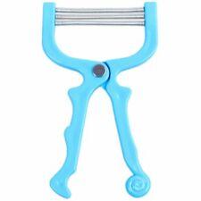2X(Removing Facial Hair Tool Epilation Epilator grainer (Blue) O6N9)