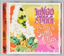 Ringo Starr I Wanna Be Santa Claus CD 1999 12 Tracks Beatles