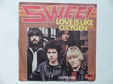 SWEET Love is like oxygen  2001 757