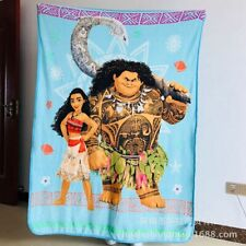 Moana warm Blanket Plush Soft Bed Home Throw Sofa Blankets quilt rug warm new