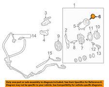 TOYOTA OEM Pump Hoses-Steering-Cap 4430550020