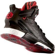 Adidas S84944 Performance D Rose 6 Boost Basketball Schuhe 50 UK14 Schwarz  Rot 90282806c0