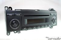 Mercedes Audio 5 NG BE9012 MP3 WMA CD Original Radio W245 W169 W639 W906 Becker