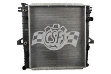 Radiator-1 Row Plastic Tank Aluminum Core CSF 3280