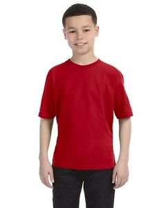 Anvil Boys Fashion Ringspun T-Shirt 990B