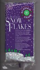 Buffalo Snow Snowflakes Holiday & Craft 8 0unces