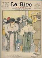 Journal Le RIRE Rouge, édition de guerre N° 210 du 23 novembre 1918