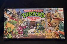 Teenage Mutant Ninja Turtles Pizza Power Game Vintage 1987