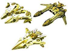 Used Bandai Genesis of Aquarion DX Chogokin Aquarion Gold Ver.