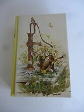 Sentimental Music Book Music Box plays Sound of Music - Card on Top