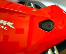 11-14 Honda CBR250R Pair of LED Flush Mount Turn Signals - Smoke Lens