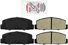 Disc Brake Pad Set-GSL-SE, Rear Disc Rear Autopartsource PRM332