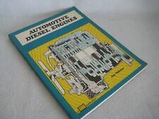 Automotive Diesel Engines Jay Webster 1982