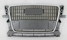 fits 2009 - 12 Audi Q5 front bumper grille  AU1200126 with license plate holder