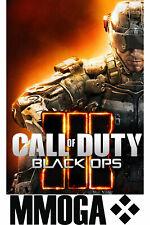 Call of Duty Black Ops III 3 - Juego de PC - Steam código de descarga [EU/ES]