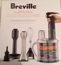 New Breville The All in One Blend, Mash, Processing Station with Control Grip