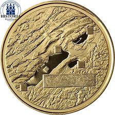 Schweiz 50 Franken Gold 2002 PP Schweizer Landesausstellung EXPO 02 Goldmünze