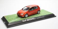 Volkswagen golf 5 goal 2006 1/43