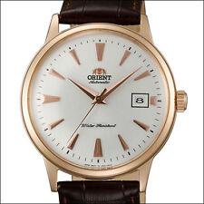 Orient 2nd Generation Bambino Rose Goldtone, Automatic Dress Watch #AC00002W