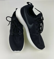 Nike Womens Roshe Two 2 Run Running Shoes Sneakers 844931-002 Size 8.5 , Black