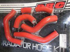HONDA CRF450 2013-2014 NUOVO ROSSO DRC resistente tubo del radiatore Set cr3762