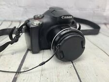 Canon PowerShot SX30 IS 14.1MP Digital Camera - Black + 8GB Sd Card
