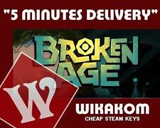 Broken Age PC & MAC *STEAM CD-KEY* Only 2 IN THIS PRICE