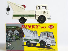 Atlas Dinky Toys 434 Bedford TK Crash Truck Blanc