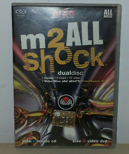 M2O ALL SHOCK 3 - DUALDISC