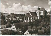 Ansichtskarte Schloss Haigerloch/Hohenz - schwarz/weiß